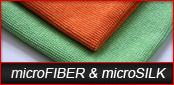 Microfiber & Microsilk Cloths