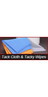 Tack Cloth & Tacky Wipes