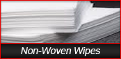 Non-woven Dry & Absorbent Wipes
