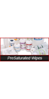 PreSaturated Wipes